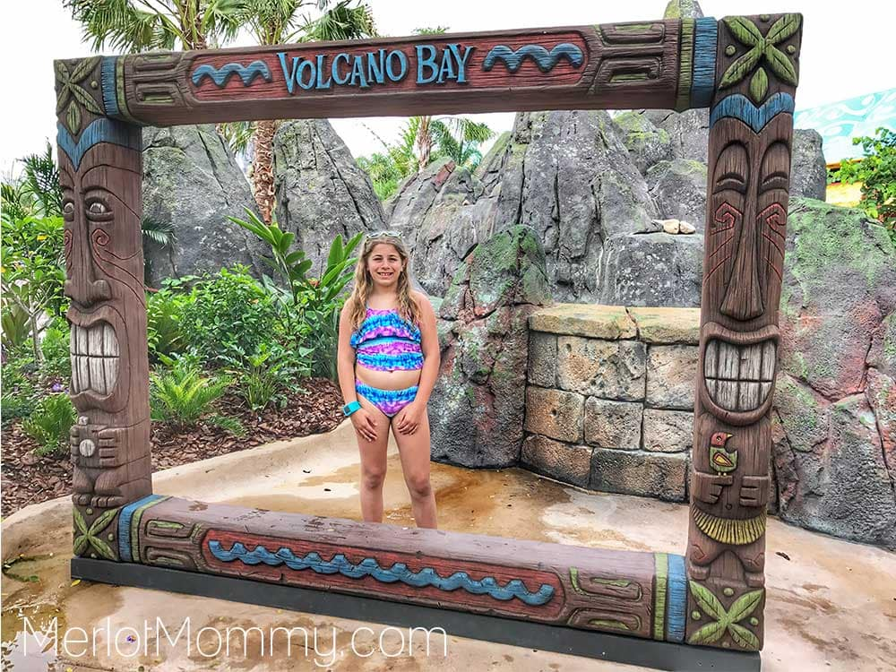 9 Reasons Volcano Bay is Perfect for Tweens and Teens - photo opp