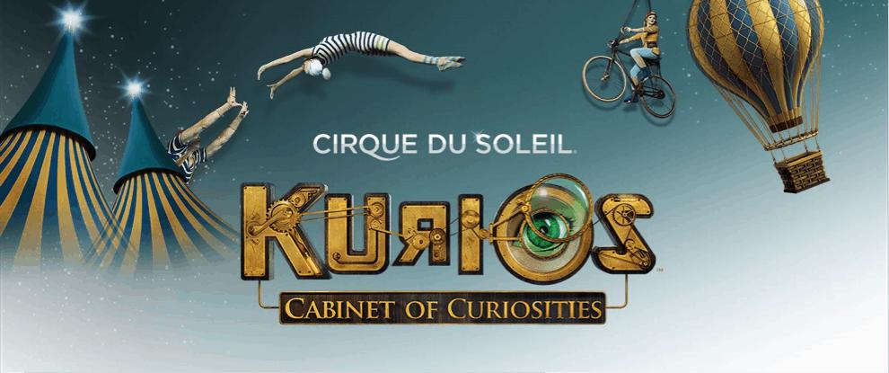 Cirque Du Soleil Returns To Portland With Kurios Cabinet Of