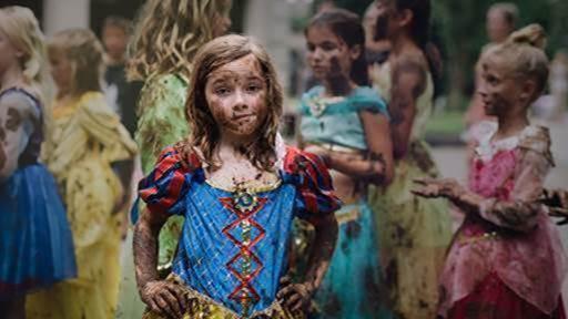 Disney Debuts New Empowering Photo Campaign #DreamBigPrincess