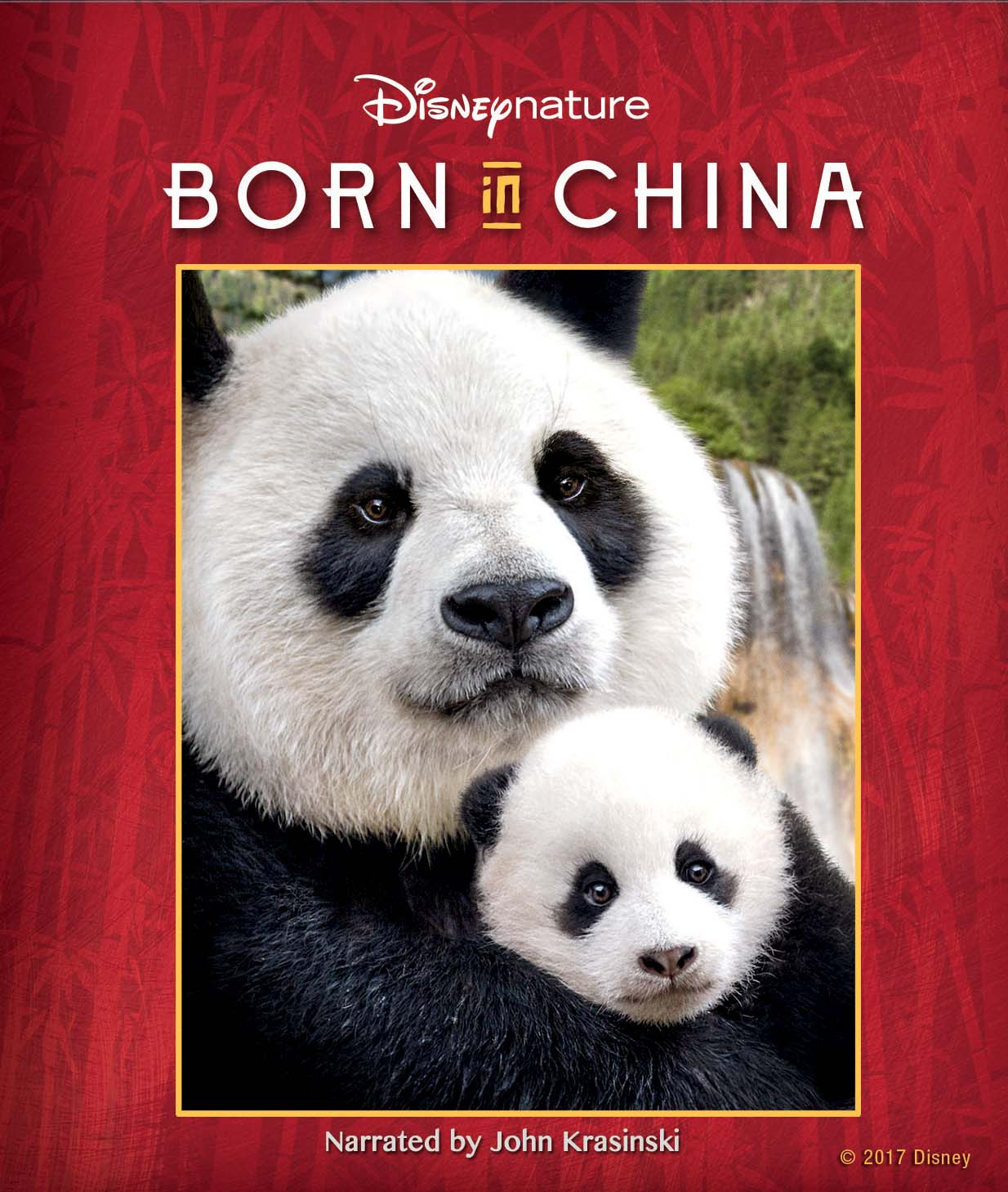 Enter to Win The Lion King and Born in China on Digital
