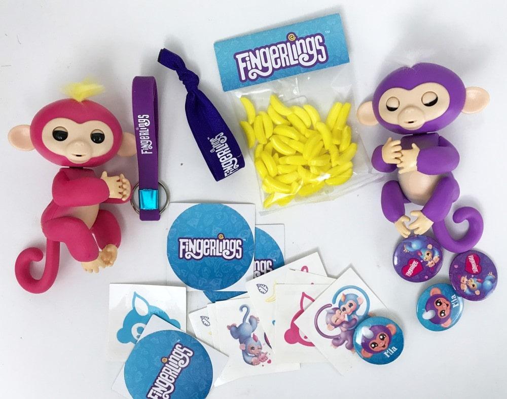 Fingerlings Monkeys Giveaway 3 Monkeys Whisky Sunshine