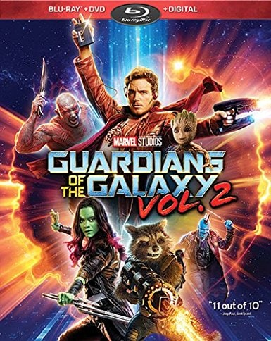 Exclusive Interview with Karen Gillan and Pom Klementieff - Guardians of the Galaxy Vol 2 Blu-Ray/DVD