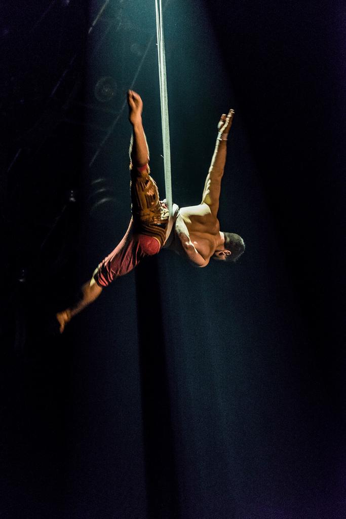 KURIOS – Cabinet of Curiosities Cirque du Soleil