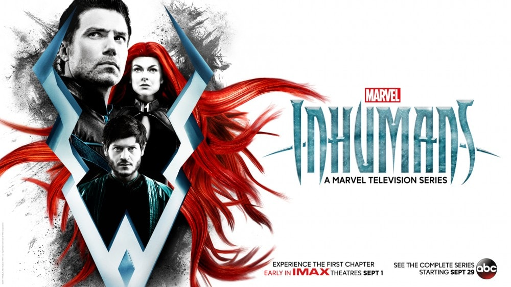Marvel's Inhumans - New Character Posters and Trailer