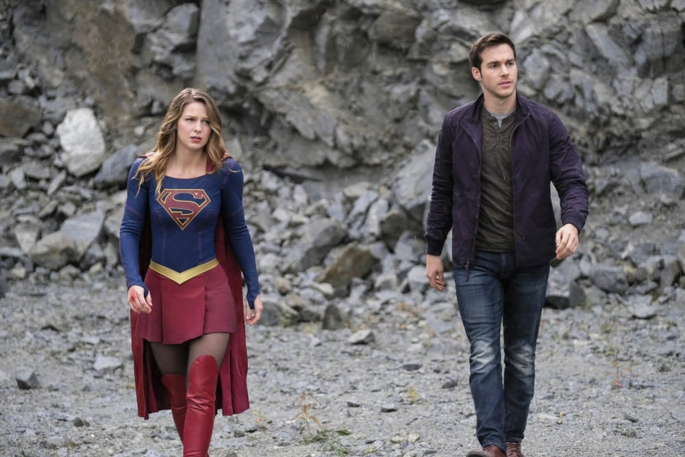SUPERGIRL The Complete Second Season on Blu-Ray and DVD