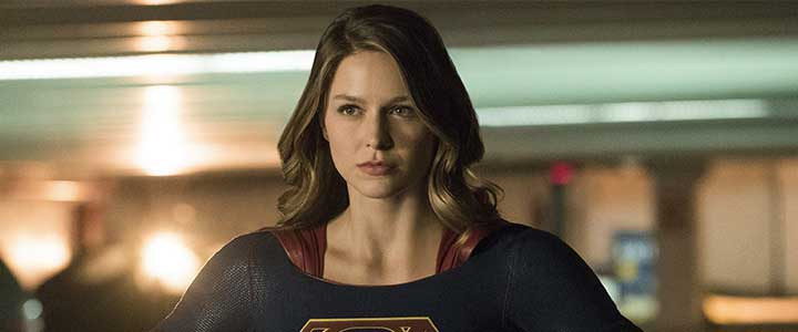 SUPERGIRL The Complete Second Season on Blu-Ray and DVD August 22
