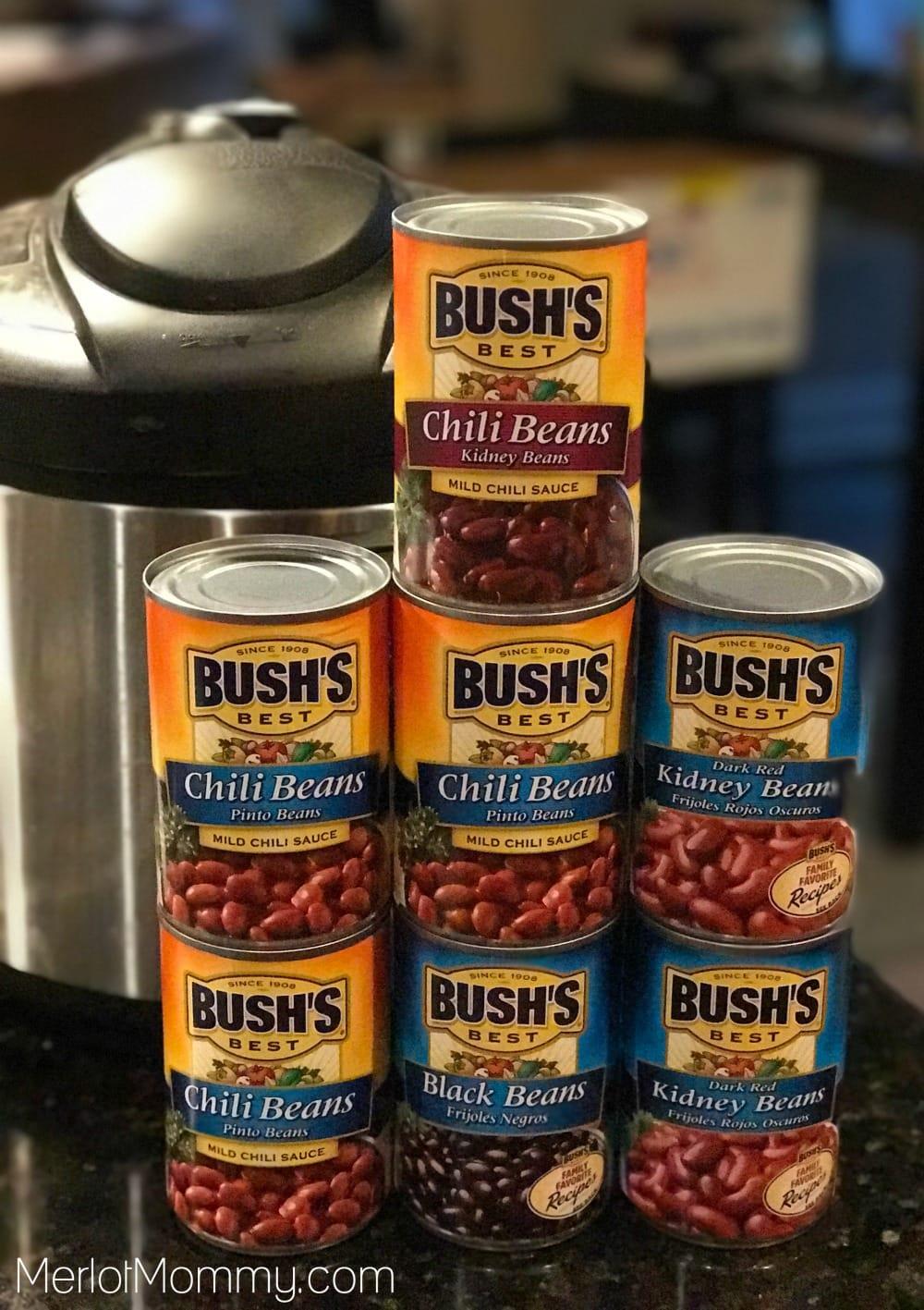 30-Minute Pressure Cooker Chili