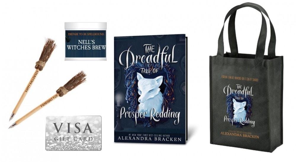The Dreadful Tale of Prosper Redding + Giveaway