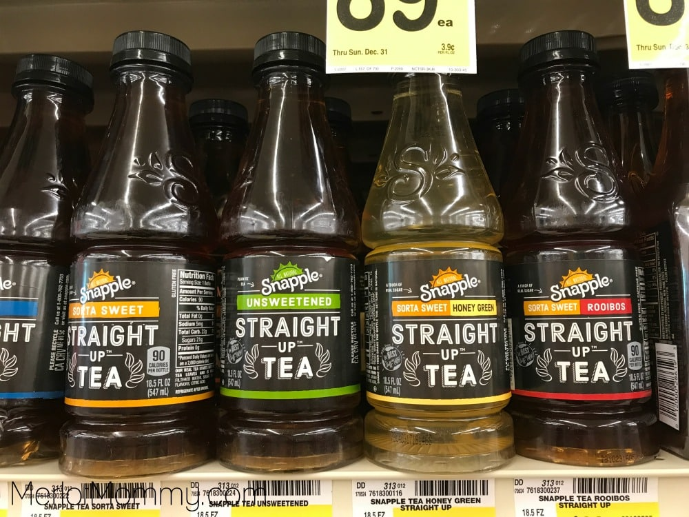 Relax with Straight Up™ Tea