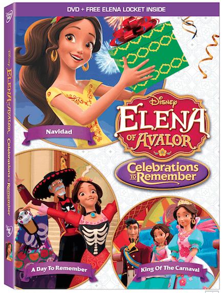 Elena of Avalor Gift Set Giveaway