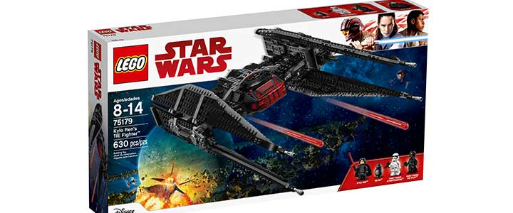 Star Wars LEGO for Force Friday