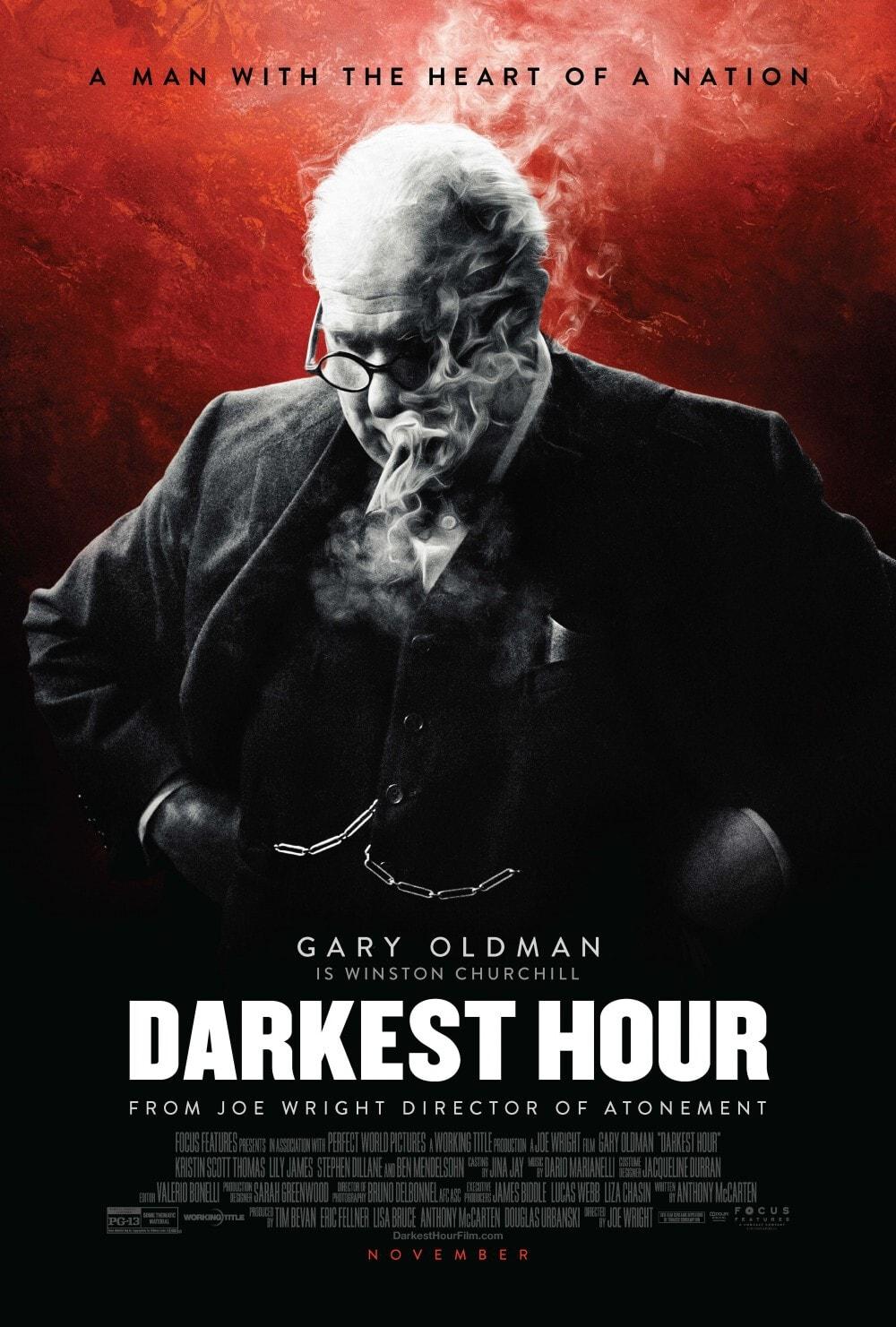 The Darkest Hour - New Poster