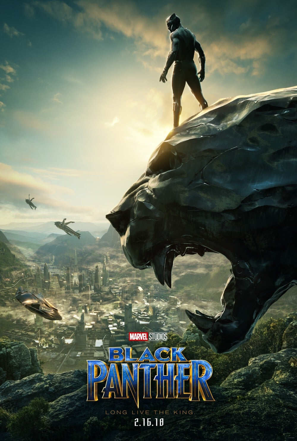 FIRST LOOK: Marvel's Black Panther Full Trailer