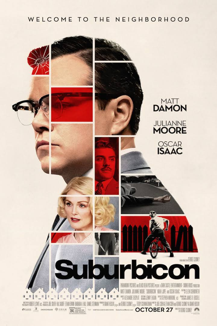 Enter to Win VIP Tickets to Suburbicon in Portland + Free Tickets