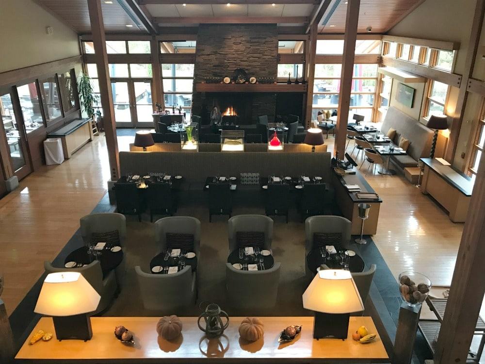 Copperleaf Restaurant at Cedarbrook Lodge