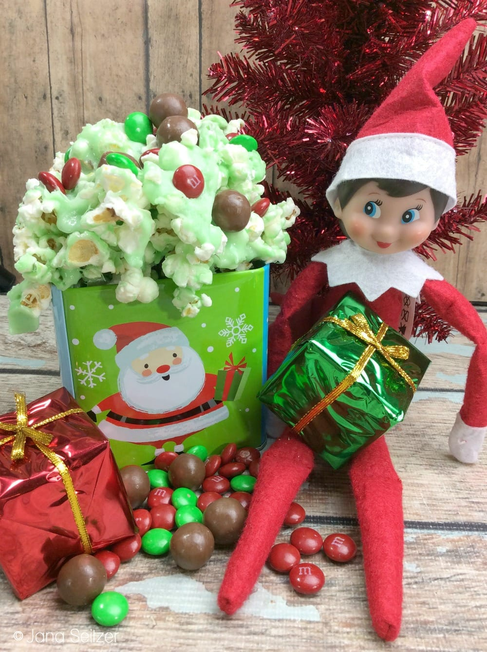 Elf Munch - Elf on the Shelf Munch