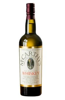 McCarthy's American Single Malt Whiskey