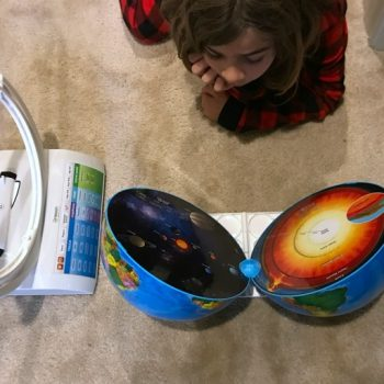 Oregon Scientific SmartGlobe Explorer AR - Augmented Reality