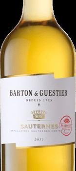 Barton & Guestier 2013 Sauternes