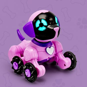 Chippies robot dog