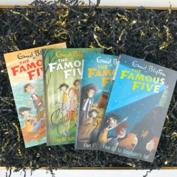 Famous Five Book Series and App
