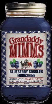 grandaddy mimms blueberry moonshine