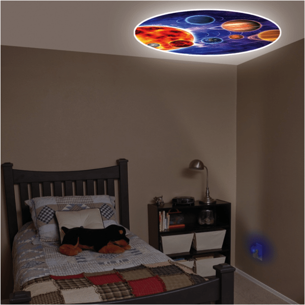 Light up Your Night with Jasco Projectables Night Lights