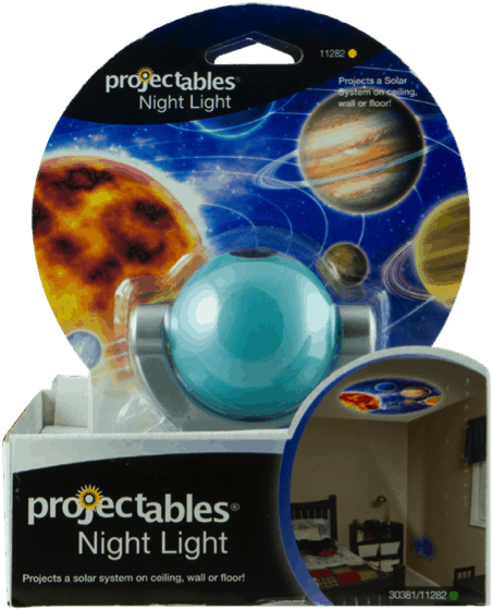 Light up Your Night with Jasco Projectables Night Lights - Disney Princesses