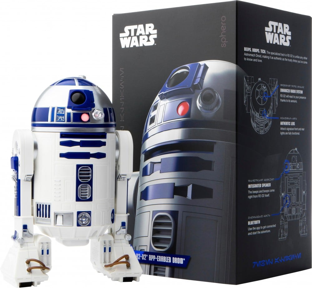 Hot Holiday Toys at Best Buy - sphero R2-D2