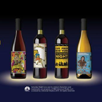 Saturday Night Live wine
