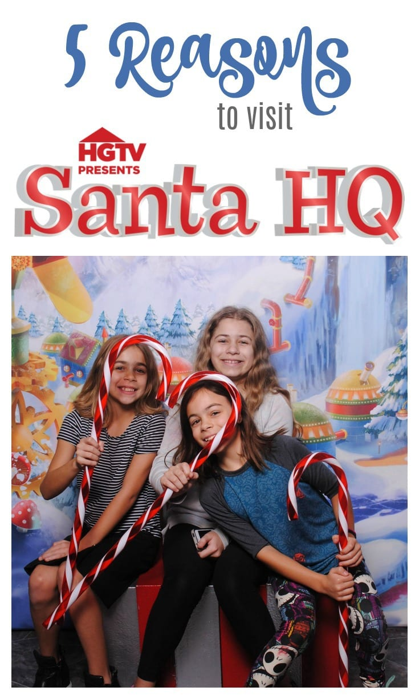 5 Reasons to Visit Santa HQ at Washington Square Mall