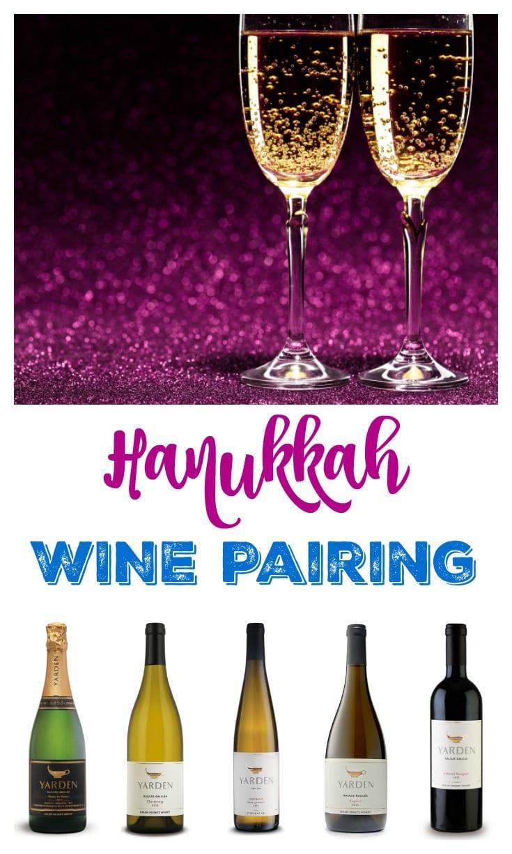 Hanukkah Wine Pairing - Food and Wine Hanukkah