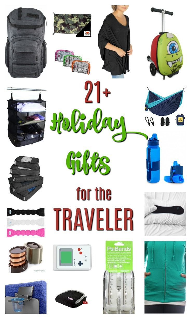 Holiday Gift Guide Gifts for Travel 2017