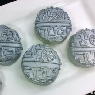 Star Wars Death Star Oreos