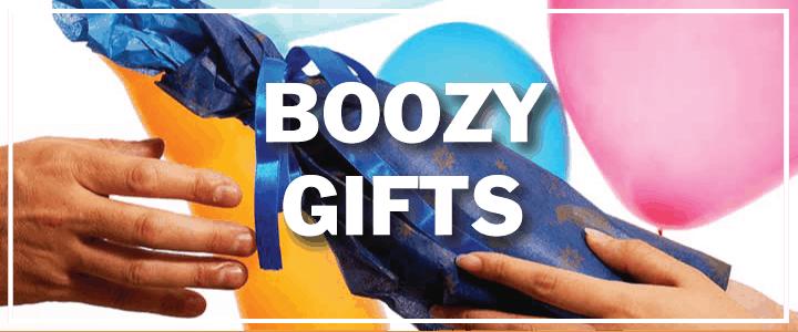 boozy gifts