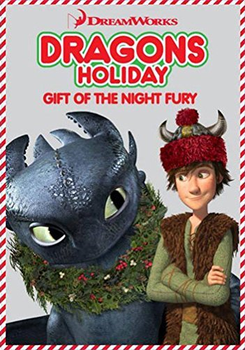 Dragons Holiday - Gift of the Night Fury