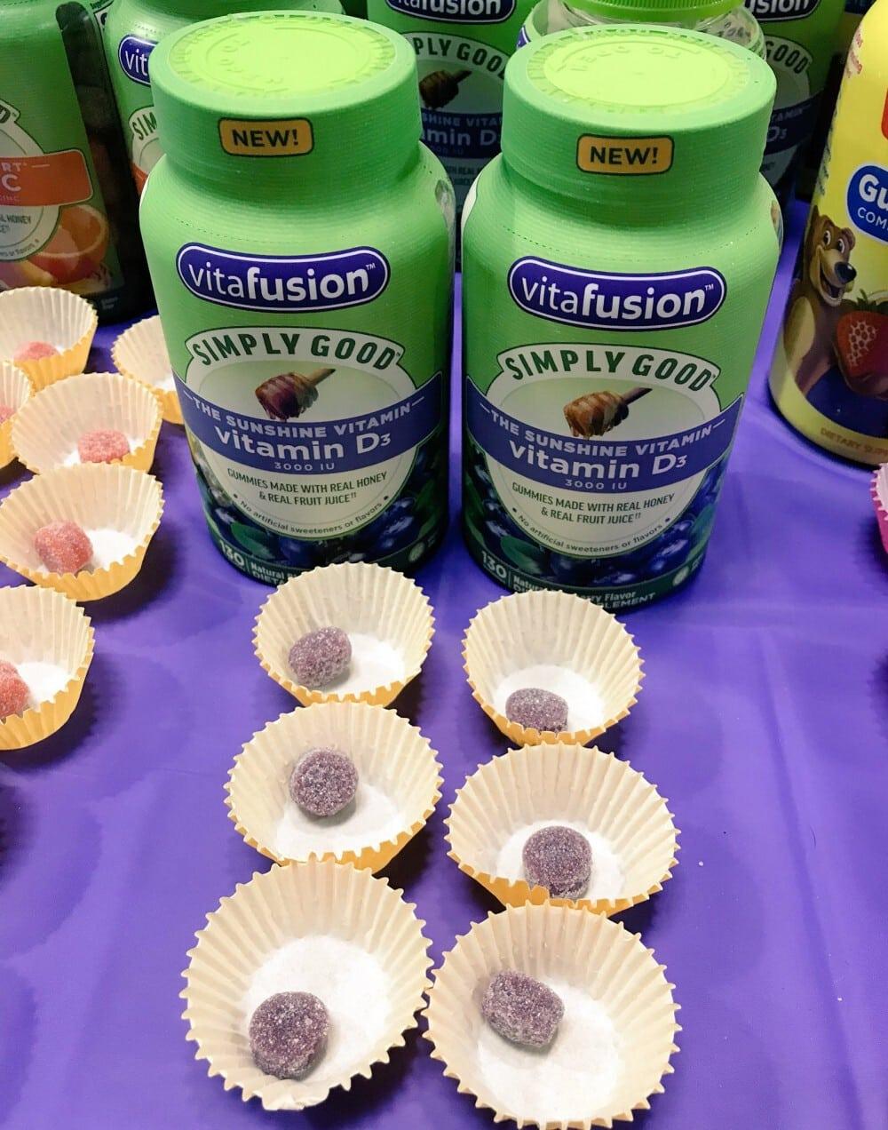 vitafusion simply good