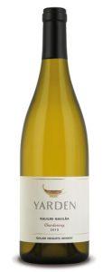 Yarden 2014 Odem Organic Chardonnay