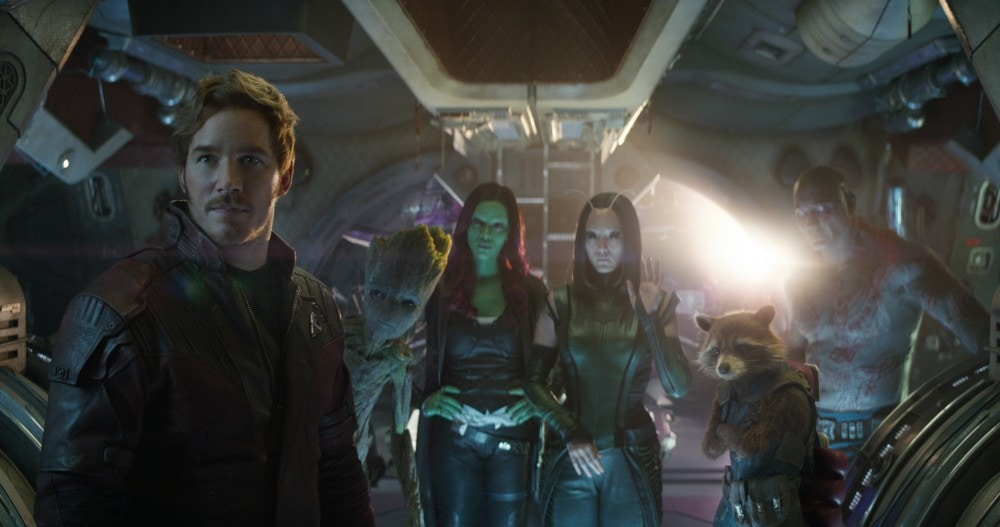 Everything You Need to Know About Infinity War - Thanos Grudge with Guardians of the Galaxy