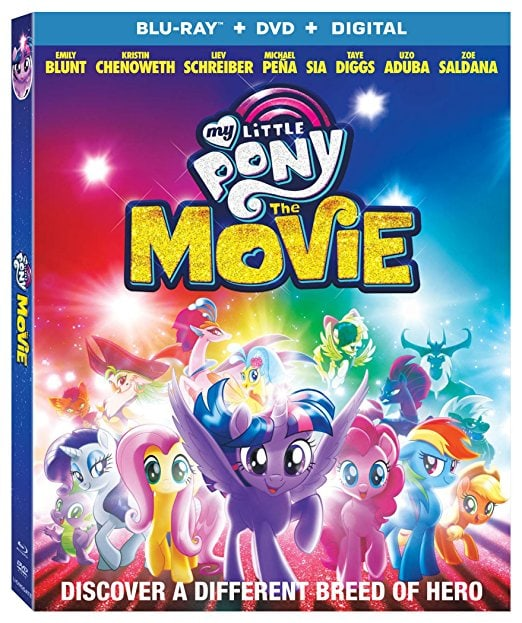 My Little Pony Movie Giveaway