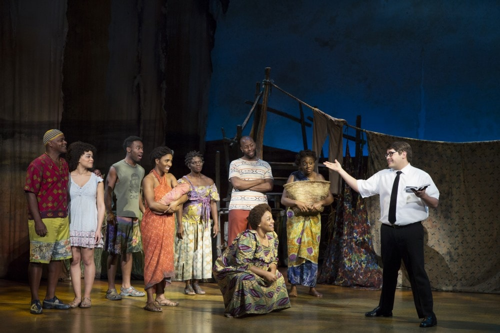 The Book of Mormon is Outrageously Offensive Fun