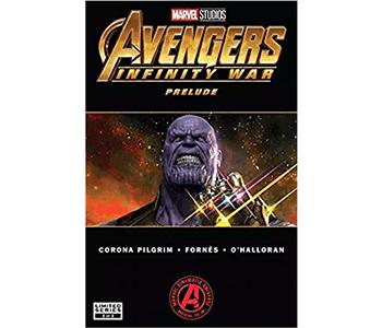 Marvel's Avengers: Infinity War Prelude (2018) #2 (of 2)