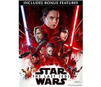 Bring Home Star Wars: The Last Jedi on Digital or DVD/Blu-Ray