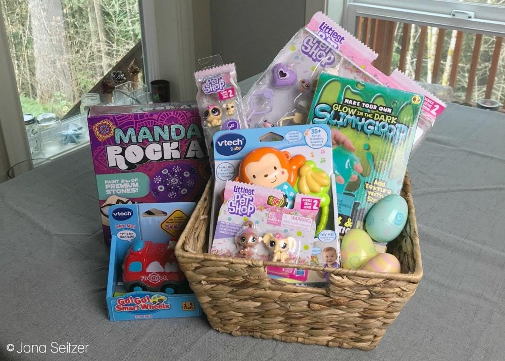 Last-Minute Easter Basket Ideas