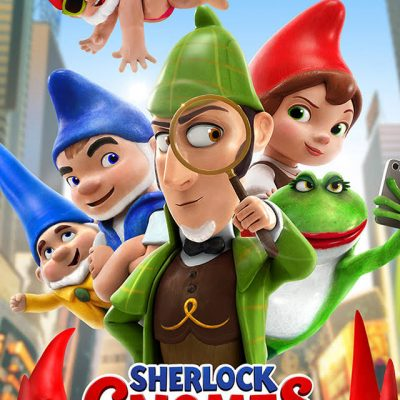 SHERLOCK GNOMES Tickets – Giveaway