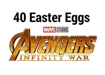 Avengers Infinity War Easter Eggs [Massive Spoilers]
