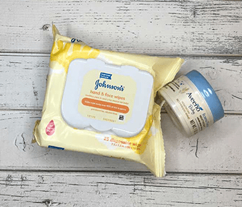 Travel Favorites from Johnson and Johnson