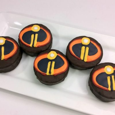 Incredibles Ding Dong Treats