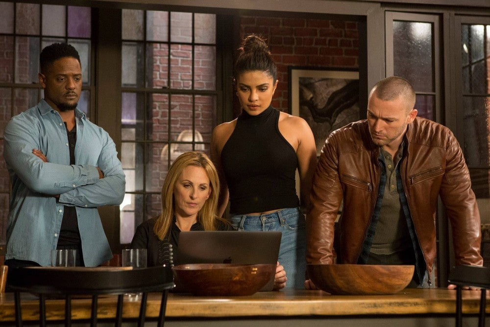 "QUANTICO - ""The Conscience Code"" (ABC/Giovanni Rufino) BLAIR UNDERWOOD, MARLEE MATLIN, PRIYANKA CHOPRA, JAKE MCLAUGHLIN"