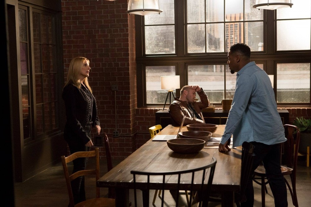 "QUANTICO - ""The Conscience Code"" (ABC/Giovanni Rufino) MARLEE MATLIN, JAKE MCLAUGHLIN, BLAIR UNDERWOOD"